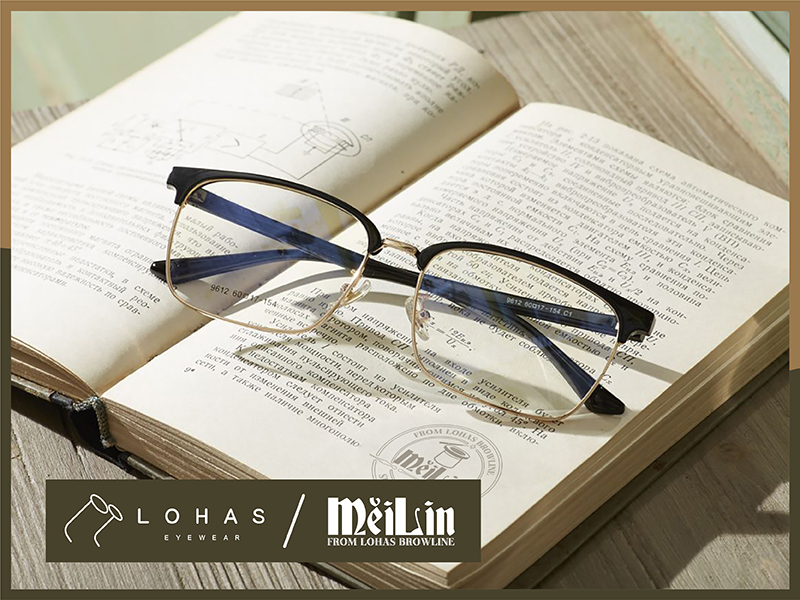 Měi Lin - The Rise of Browline Frame